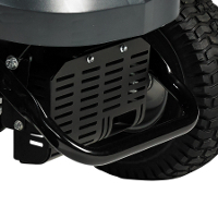 Traktoriukas Texas XC140-98H - Buferis