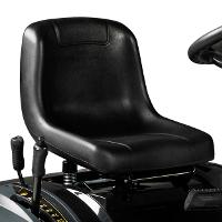 Traktoriukas Texas XC140-98H - Patogi sėdynė