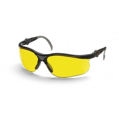Akiniai apsauginiai Yellow X