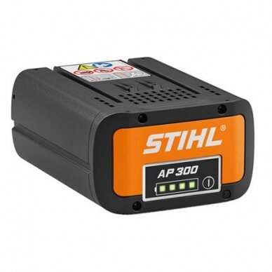 Baterija ličio STIHL AP 300 (6.0 Ah)