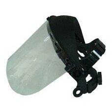 Antveidis plastikinis reguliuojamas Pro juodas