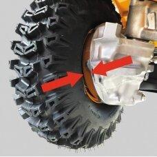 Apsauga ratų priekinių AS Sherpa 4WD/YAK