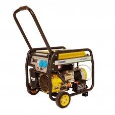 Generatorius benzininis STAGER FD 3600E 230V