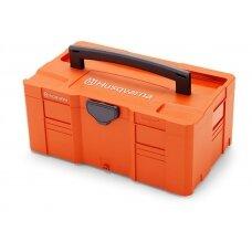 Dėžė akumuliatoriams L 21X50X30 Hq