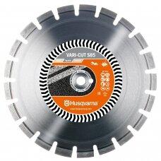 Diskas deimantinis Vari-Cut S85 350mm Hq