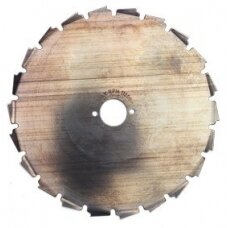 Diskas medžiams OPTI 255-22T 20mm Hq