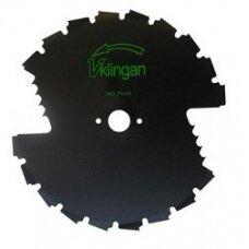 Diskas medžiams/žolei V-Klinga 200x20mm