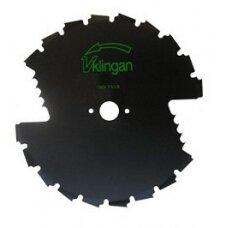 Diskas medžiams/žolei V-Klinga 200x25.4m