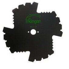 Diskas medžiams/žolei V-Klinga 225x20mm