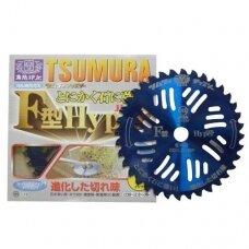 Diskas žolės TSUMURA 230mm 25.4mm 36T
