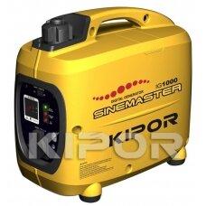 Generatorius benzininis KIPOR 1kW tylus