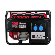 Generatorius benzininis LONCIN 2.8kW 230V