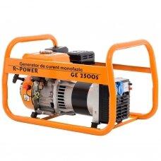 Generatorius benzininis R-Power GE2500S