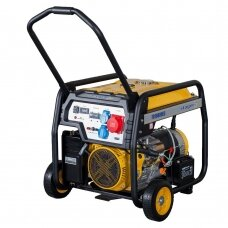 Generatorius benzininis STAGER FD 10000E3 380V