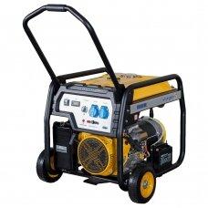Generatorius benzininis STAGER FD 6500E 230V