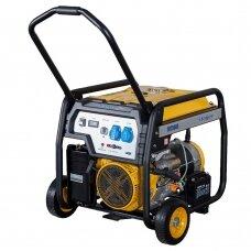 Generatorius benzininis STAGER FD7500E 230V