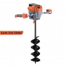 Grąžtas akumuliatorinis REDBACK E808T 40