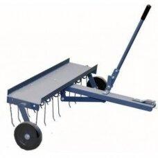 Grėblys traktoriukui TT500 100 cm