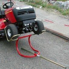 Keltuvas traktoriukui priekio mechaninis