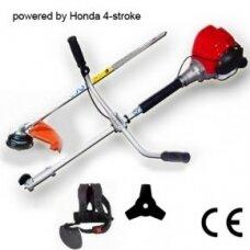 Krūmapjovė MORI X-400JT Honda GX25 išardoma