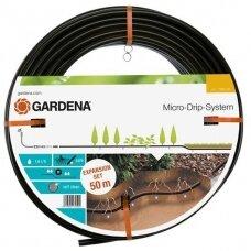 Vamzdis požeminio ir antžeminio lašinio drėkinimo 13,7 mm Gardena