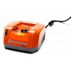 Pakrovėjas baterijos QC 500 500W HUSQVARNA New