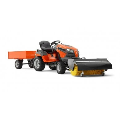 Priekaba traktoriukui Husqvarna 275 3
