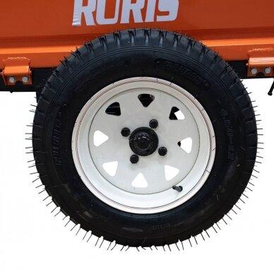 Priekaba motoblokams ir kultivatoriams R450S 12