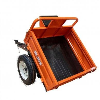 Priekaba motoblokams ir kultivatoriams R450S 4