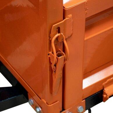 Priekaba motoblokams ir kultivatoriams R450S 10