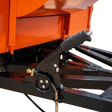 Priekaba motoblokams ir kultivatoriams R450S 7