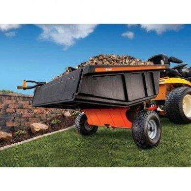 Priekaba traktoriukui Agri Fab SmartCART 5