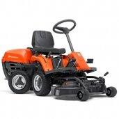 Rider traktoriai