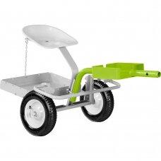 Sėdynė su ratais motoblokui Grillo