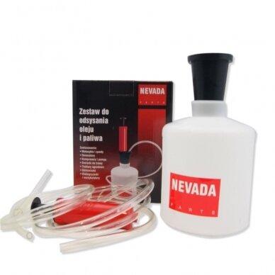 Švirkštas alyvos ištraukimui kompl. Nevada