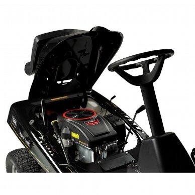 Traktorius TEXAS Rider 7600E 2in1 7