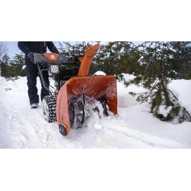 Valytuvas sniego HUSQVARNA ST 230 4