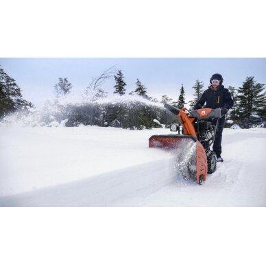 Valytuvas sniego HUSQVARNA ST 327 4