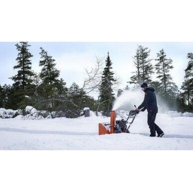 Valytuvas sniego HUSQVARNA ST 124 5