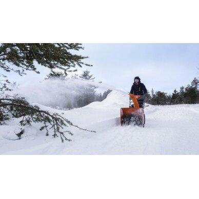 Valytuvas sniego HUSQVARNA ST 124 2