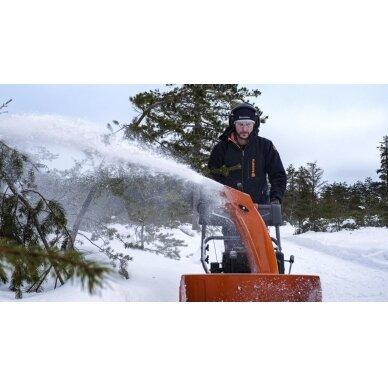 Valytuvas sniego HUSQVARNA ST 124 3