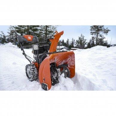 Valytuvas sniego HUSQVARNA ST 224 10