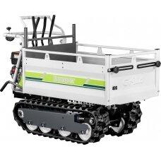 Karutis benzininis GRILLO Dumper 406 GX200